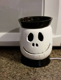 Jack Skellington Electric Wax Warmer