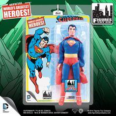 DC Retro Series 1 Superman Action Figure