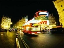 Piccadilly Circus. London is a must see destination...