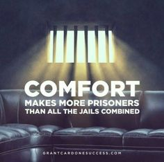 Get out of your comfort zone! Become comfortable being uncomfortable! Wisdom Quotes, Words Quotes, Wise Words, Quotes To Live By, Me Quotes, Motivational Quotes, Inspirational Quotes, Attitude Quotes, Life Inspiration