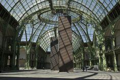 Richard Serra, Promenade, Grand Palais, 2008