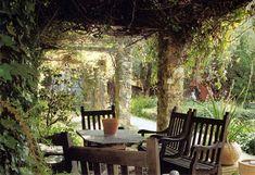 Amazing Deluxe French Patio Garden - myhomeimprovement.org  MyHomeImprovement