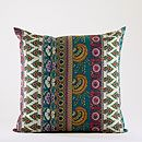 Carnaval Stripe Throw Pillow | World Market
