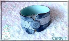 Tuto bracelet givré Polymer Clay Kunst, Polymer Clay Canes, Polymer Clay Creations, Crea Fimo, Polymer Clay Bracelet, Bracelet Tutorial, Ceramic Clay, Clay Tutorials, Clay Crafts