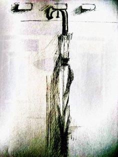 l'ombrello abbandonato aula di pittura 1  Accademia di Belle arti di Urbino