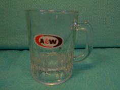 A&W vintage mini mug Mini Rootbeer Float Mug by SETXTreasures