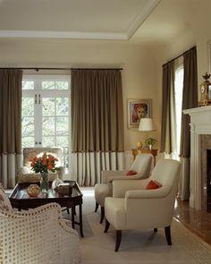 Georgian Revival - traditional - living room - san francisco - EJ Interior Design, Eugenia Jesberg