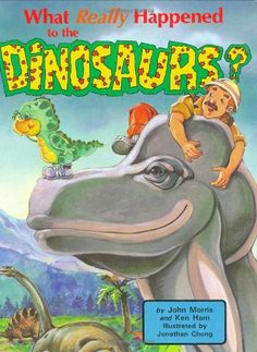 What Really Happened to the Dinosaurs? (DJ and Tracker John) from a Creation perspective