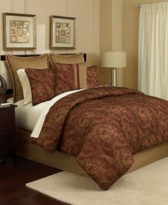 Croscill Mandalay 7-Pc. Comforter Sets