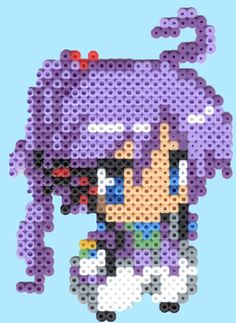 Kamui Gakupo – Vocaloid hama beads by VinyAndune on DeviantArt