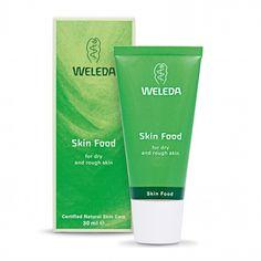weleda skin food- natural beauty buys at target