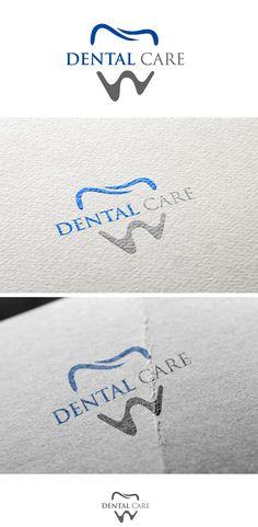 Good typography, Good spacing, Dental Clinic Logo, Dentist Logo, Logo Branding, Branding Design, Dental Business Cards, Logo Design Examples, Dental Facts, Dental Office Design, Id Design