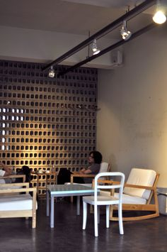 Takeout Drawing - Cafe + Exhibition space @ Itaewon Seoul
