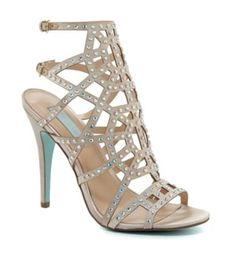 Shop for Blue by Betsey Johnson Carat Dress Sandals at Dillards.com. Visit Dillards.com to find clothing, accessories, shoes, cosmetics & more. The Style of Your Life.