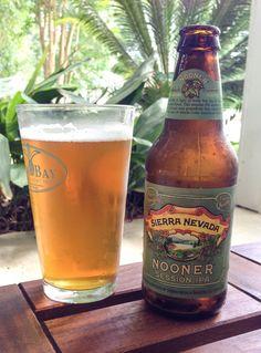 Sunday, August 3, 2014: Nooner Session IPA, Sierra Nevada Brewing Company.    www.sierranevada.com/beer/variety-packs/nooner-session-ipa  #IPA #CA #CraftBeer