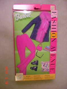Barbie - Fashion Avenue #