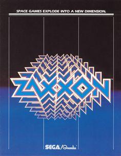 Zaxxon (1982)   by Sega