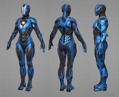 Comicon 2014 | 3D | Bogdanbl4 | Iron...