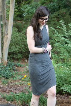 Gray Monotone with Pops of Color