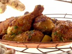 Chicken Tagine from FoodNetwork.com