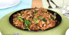 Pad Thai Isn't Our Only Thai Favorite…Learn How To Make This Other Classic!