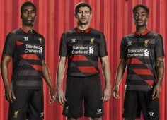 Liverpool 2014-15 Warrior Third