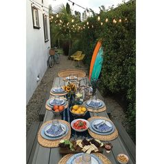 California Love: Al Fresco Style « P.S. – I Made This…