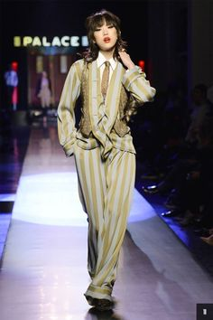 Jean Paul Gaultier - Couture Collection Spring Summer 2016