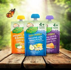 Rafferty's Garden Redesign on Packaging of the World - Creative Package Design Gallery Food Packaging Design, Packaging Design Inspiration, Rafferty's Garden, Childrens Meals, Food Design, Design Design, Graphic Design, Brand Guidelines, Creative Package