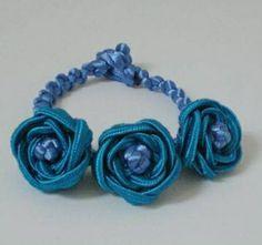 Beautiful DIY Knotted Bracelet Jewelry Tutorials