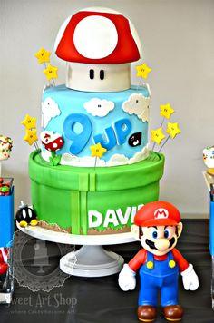 Sweet Art Shop - Super Mario