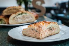 Savoury Pies (Small, Large, or Whole) - Salmon