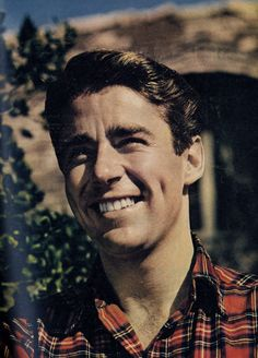Peter Lawford was a movie star and JFK's brother-in-law.