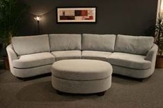 Google Image Result For Http://www.kaboodle.com/hi/. Curved CouchCurved SectionalSectional  SofasCouchesRound ...