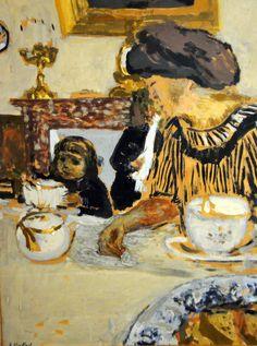 Edouard Vuillard - Lunch
