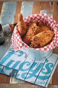 Fried Chicken Austin | Lucy's Fried Chicken South Congress: 2218 College Ave Austin, TX 78704