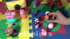 This video contains twelve stories of Peppa Pig, her friends and her family