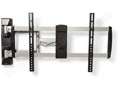 Un support mural en aluminium léger de la gamme Premium qui vous permettra d'incliner, de tourner et de faire pivoter ... Support Tv, Support Mural, Bookends, Home Decor, Lineup, Decoration Home, Room Decor, Home Interior Design, Home Decoration