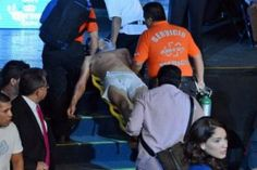 'Fantasma' González, una tragedia más en el boxeo mexicano. El 3 Febrero 2014