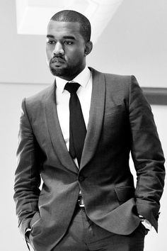 Kanye West...Always was a Kanye fan. Especially mine and Carolyna's hardcore rap sessions in the car with my mom