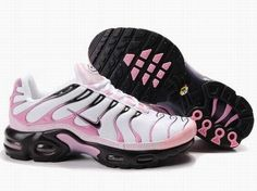 new concept 8e9ff 5e3ef Nike Air Max 97 Womens Nike Air Max TN White Pink Black  Womens Nike Air Max  TN - Extremely attractive Womens Nike Air Max TN White Pink Black shoes are  ...