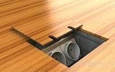 Afbeeldingsresultaat voor stopcontact in vloer