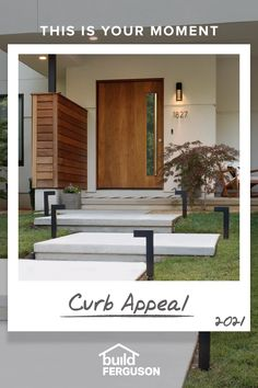 Modern Exterior, Exterior Design, Exterior Makeover, Curb Appeal, Exterior Remodel, Modern Landscaping, Facade House, The Ranch, Outdoor Lighting