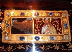 MYSTAGOGY: The Incorrupt Right Hand of St. John the Baptist