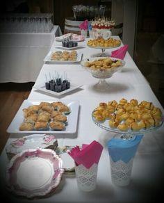Piccolo buffet matrimonio The
