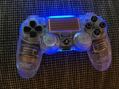 Playstation 4 Controller Clear