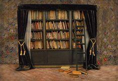 De mini-bibliotheek van vergeten curiosa