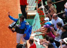 Tenis: El mundo del deporte se rinde a Rafael Nadal, haz tu apuesta con William Hill