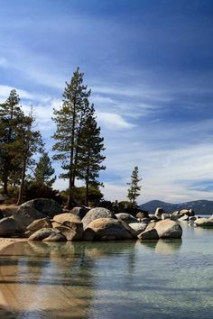 Crystal Bay, Lake Tahoe, California one of my favorite places. Dream Vacations, Vacation Spots, Vacation Ideas, Places To Travel, Places To See, California Travel, Tahoe California, Destinations, Adventure Is Out There
