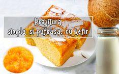 Kefir, Cornbread, Gem, French Toast, Drink, Breakfast, Ethnic Recipes, Sweet, Romanian Recipes